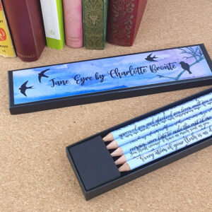 jane eyre quote pencils by charlotte bronte quote pencils