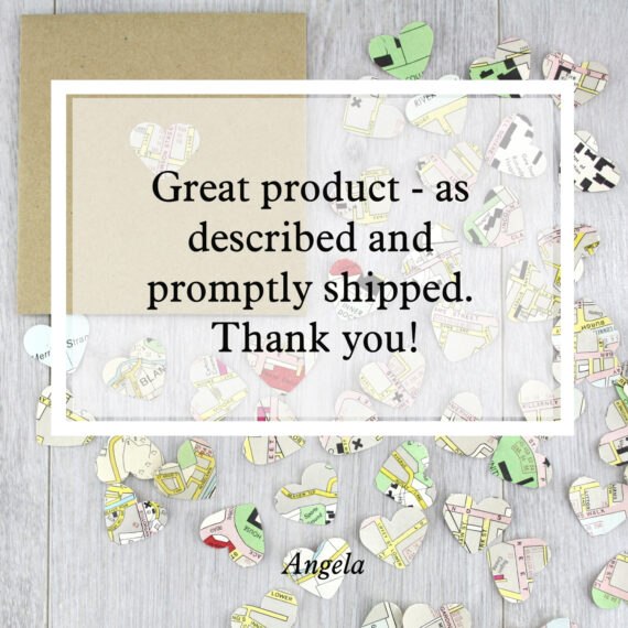 Great product - as described and promptly shipped. Thank you!