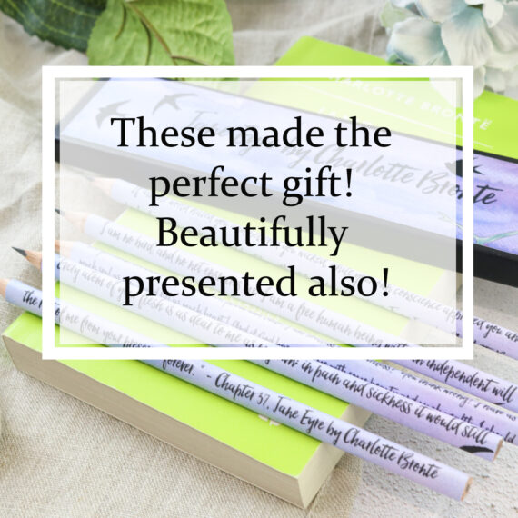 These made the perfect gift! Beautifully presented also!